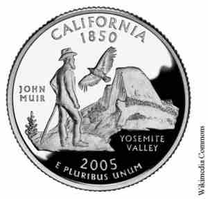 01 California quarter