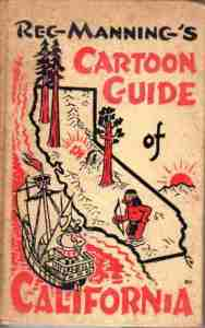 1939 Reg Manning's cartoon guide