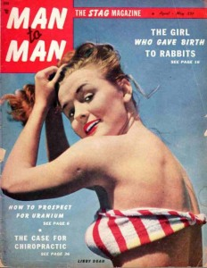 01a Cover - Man to Man 1950