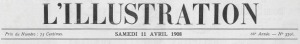 01 L'Illustration 1908 masthead