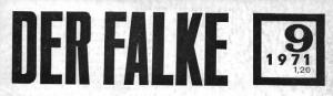 03 Der Falke 1971 cover