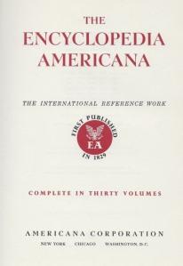 05 Americana 1961 - title page