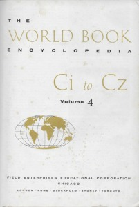 06 World Book 1968 - title page