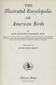 01 Hausman 1944 - title page