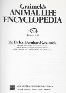 03a Grzimek - title page