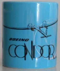 05 Mug - Boeing Condor