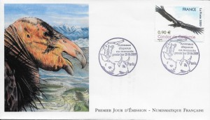 03a Cachet - 2009 France - front