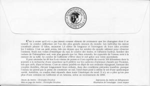 03b Cachet - 2009 France - reverse