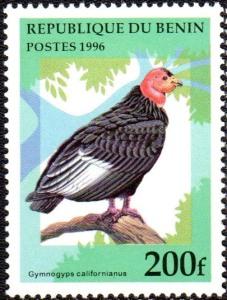 04 Postage stamp - 1996 Benin