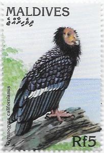 05 Postage stamp - XXXX Maldives