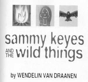 01a Van Draanen 2007 - title page