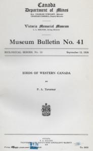 02 Taverner 1926 - title