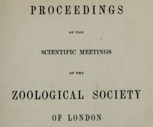 00 Title page ZSL proceedings