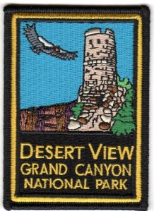 04 Patch - Grand Canyon NP