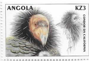 01 Postage stamp - 2000 Angola