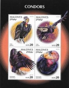 02 Postage stamp - 2018 Maldives