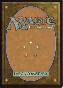 03b Magic the Gathering - card back