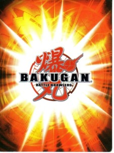 04d Bakugan - card back