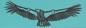 05 Linoleum print - WesternSprigPrints