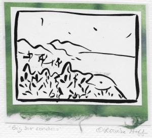 07 Louise Hoff - Big Sur condors
