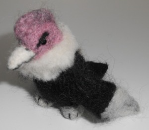 05 Stuffed toy - Andean