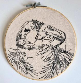 11 embroidery - jennifer mcbrien